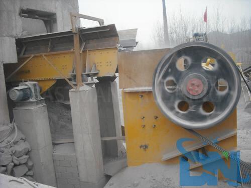 150tph sand making plant crusher equipment