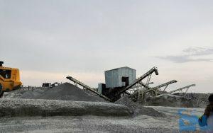 100tph quarry plant in india