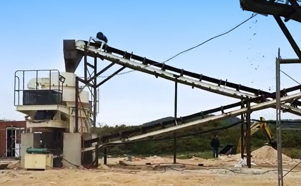 500tph Quartz Sand Making Plant