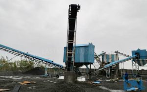 500tph sand making and washing plant
