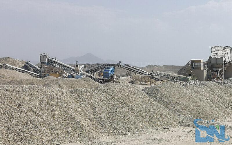 aman aggregate plant