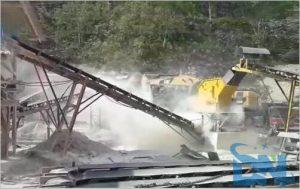 eastman 50tph granite crusher plant for sale