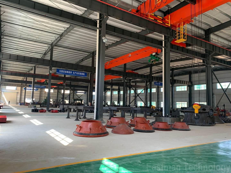 inside view of eastman factory workshop