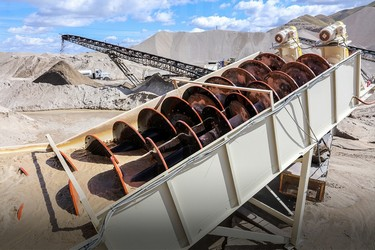 eastman provide sand making & washing machines for your business