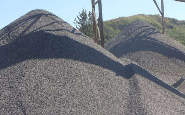 machine-made sand