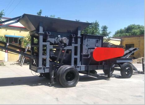 mobile jaw crusher for sale