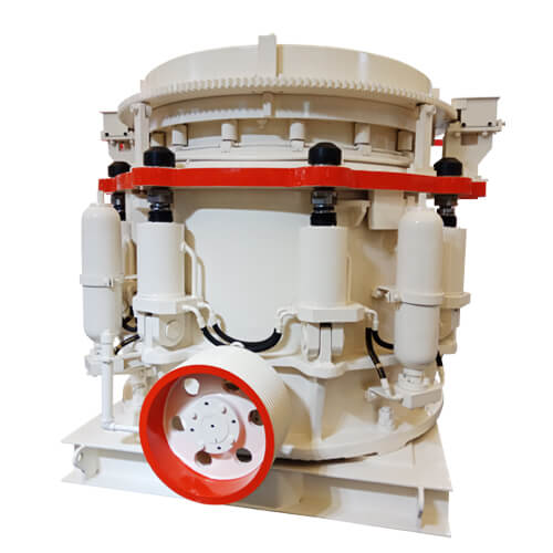 multi cylinder cone crusher