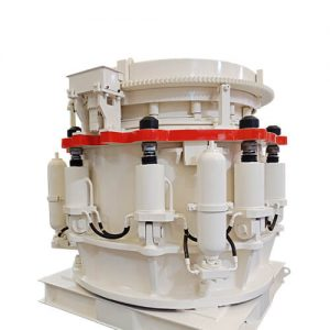multi-cylinder cone crusher