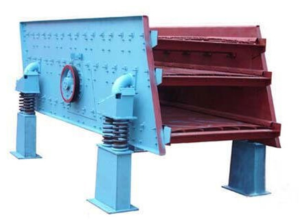 multi layer vibrating screen