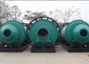 over flow grate ball mill