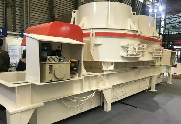 sand making machine or sand crusher