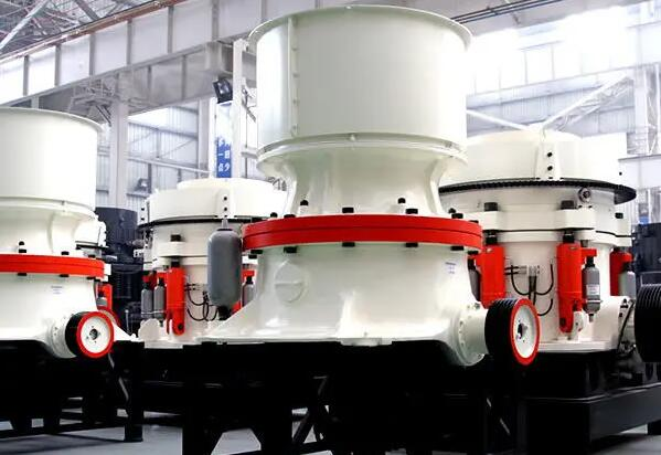 types of cone crushers