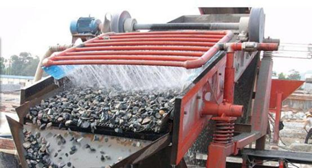 vibration sand washing machine